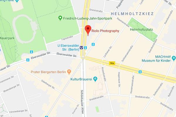 Prenzlauer Berg Karte Ardusat Org